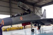 BrahMos-A Finally Flies On Modified Su-30