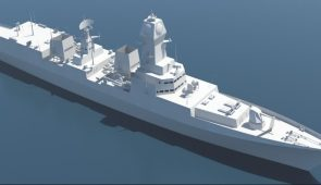 EXCLUSIVE: 1st Official Data On India's P15B Destroyers