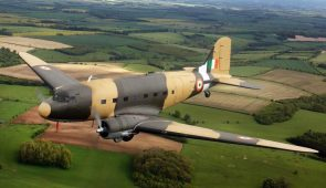 Sneak Peek: Restored Vintage Dakota For IAF Ready To Fly