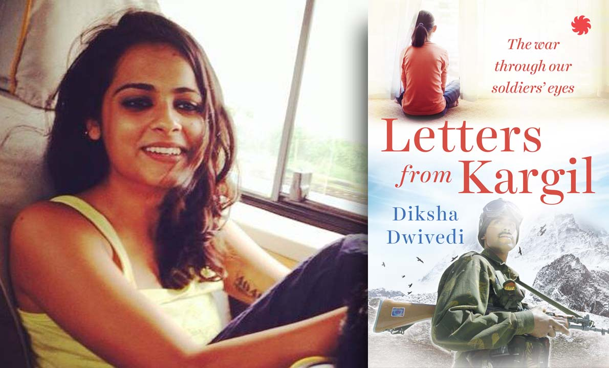 BOOK: With Letters, Daughter Of Fallen Soldier Retells Kargil
