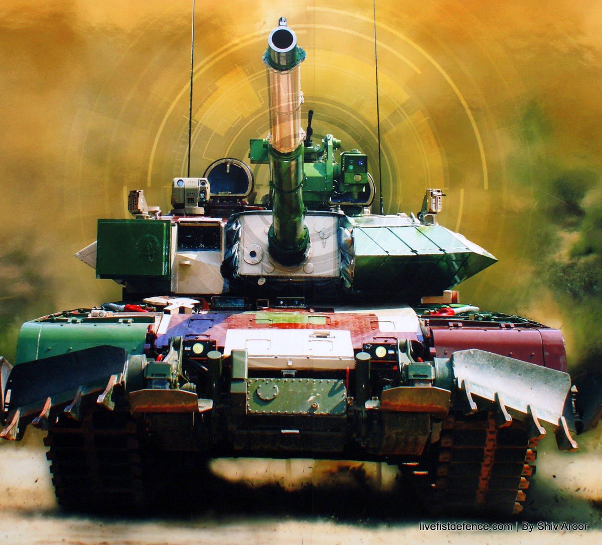 Army Sits On Arjun Tank Order Over Missile-Firing Capability