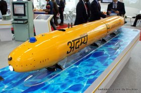 After US Navy Raises 1st Full Underwater Drone Squadron, Indian Navy Wants Its Own