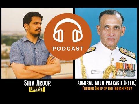 PODCAST: Admiral Arun Prakash's Sharp Prescription For Indian Military Aviation