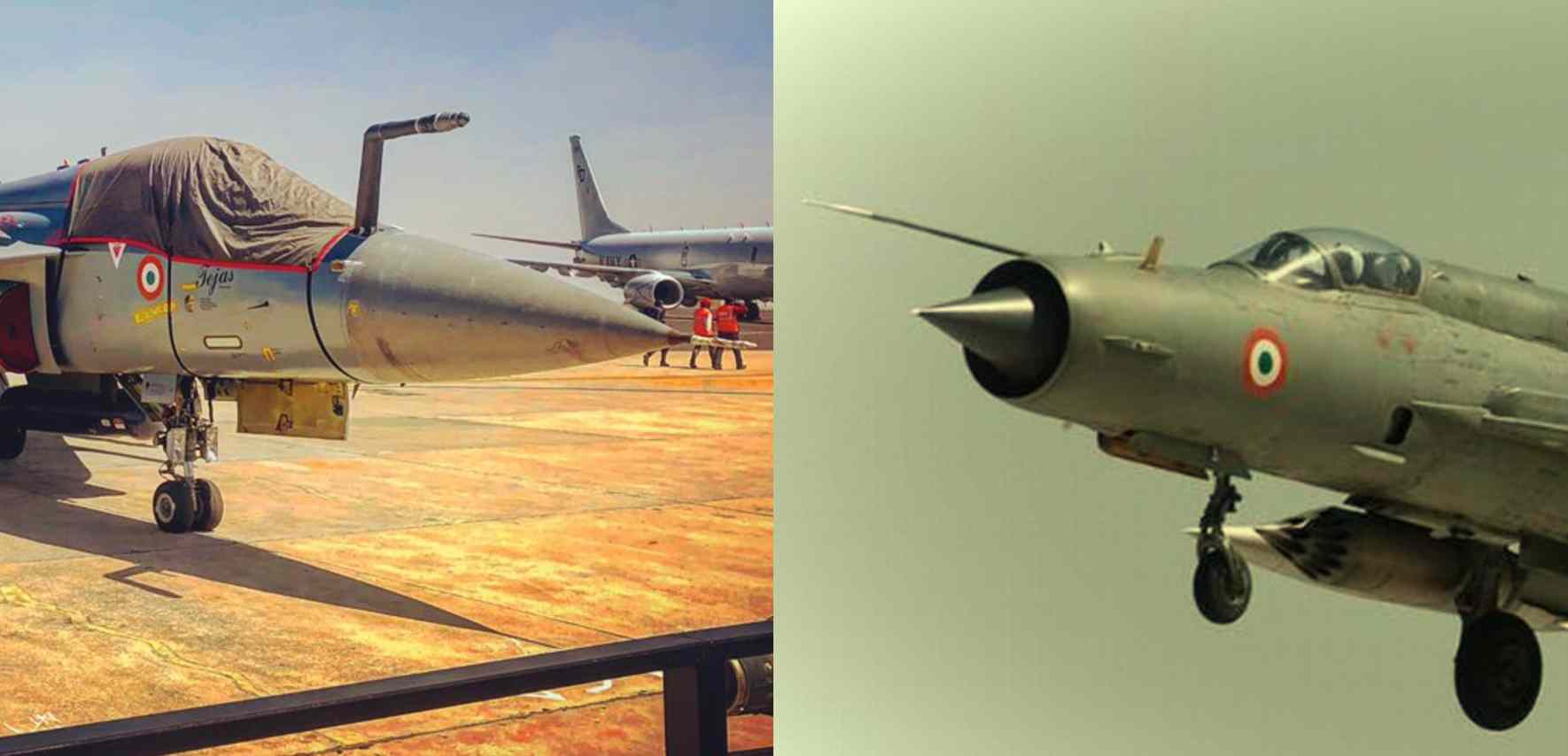 Never A More Urgent Time To Replace The IAF's MiG-21s With India's Tejas