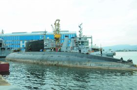 Indian Submarine Refit Complete, Handover To Myanmar Next Month