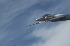 Let's Talk About This Terrific Indian Sea Harrier Picture