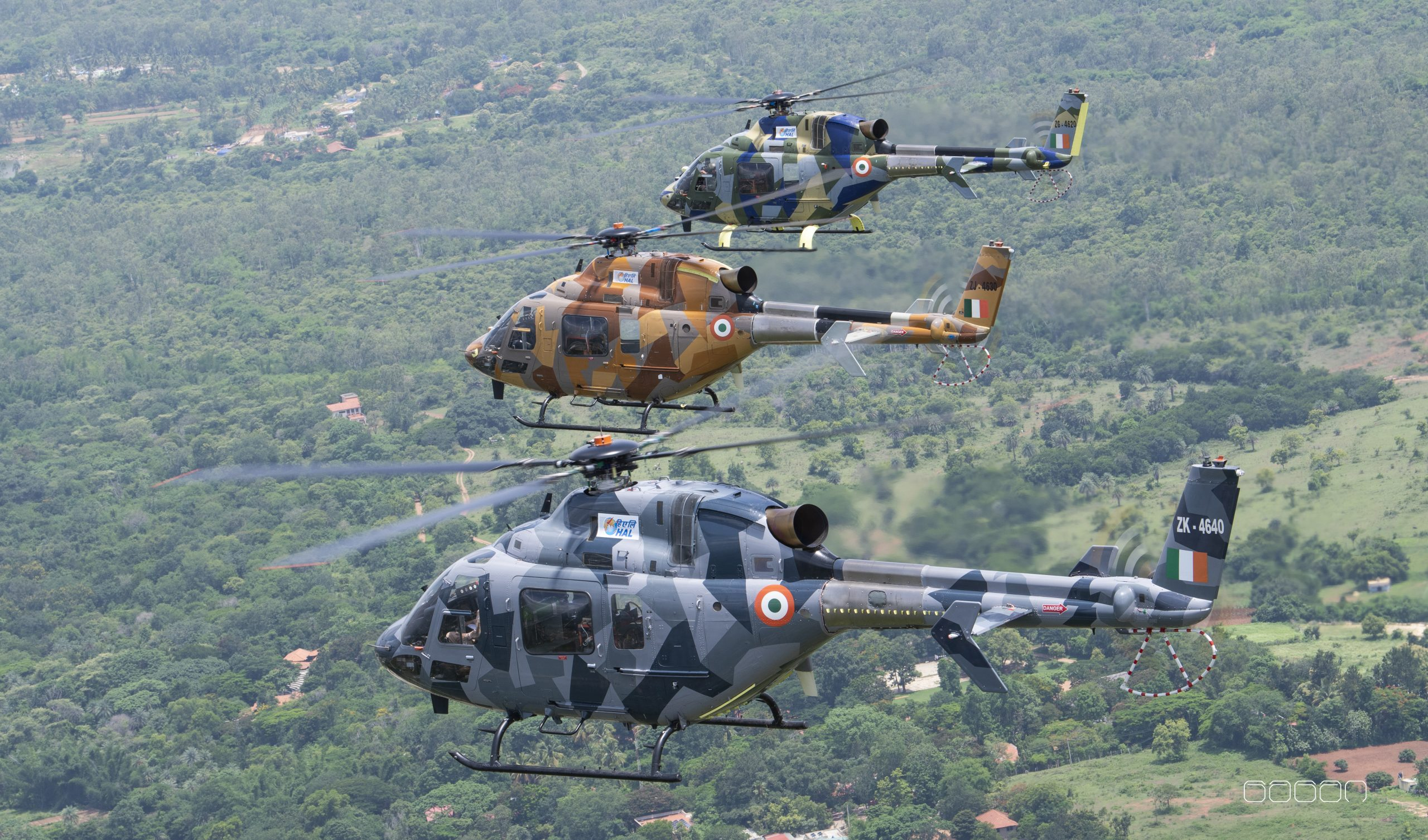 Final Stretch At World's Highest Battlefield For Light Utility Helicopter