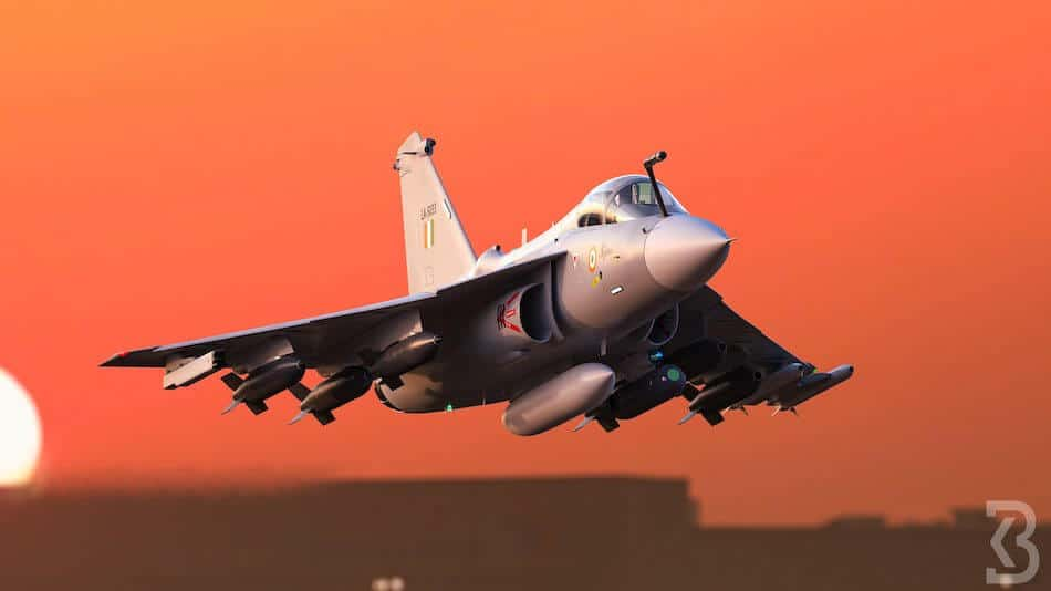 Finally, Deal Cleared For LCA Tejas Mk.1A Fighters